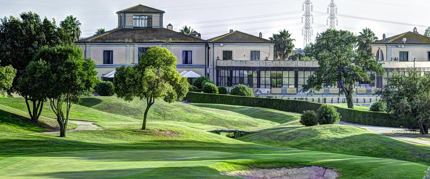 Exclusive Golf in Rome