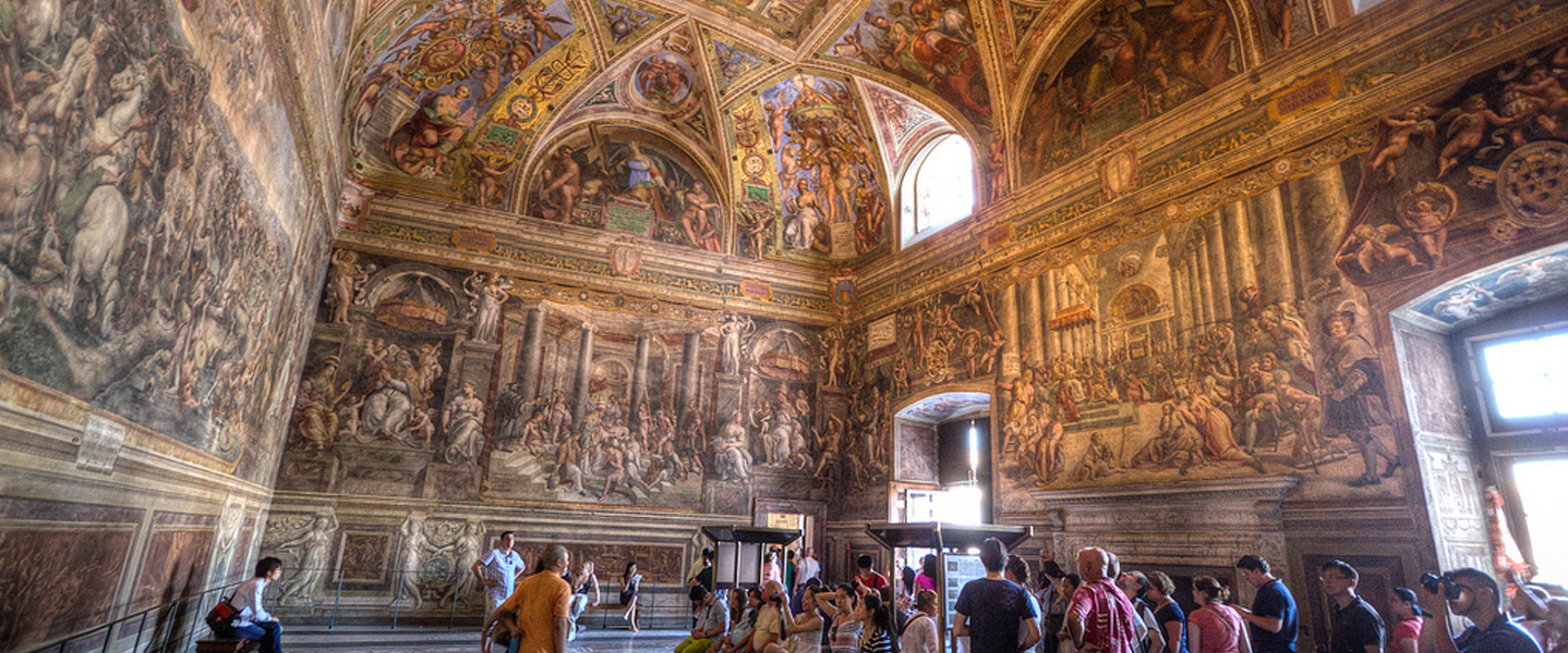 The Vatican Palace Amp Museum